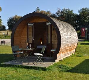 prefab micro-house / contemporary / composite material / energy-efficient