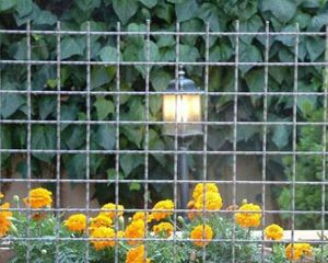 wire fencing mesh / for civil engineering / underground / stainless steel