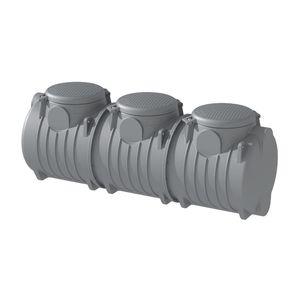 in-ground tank / rainwater / polyethylene