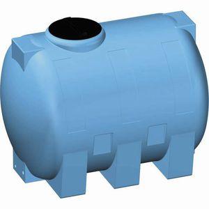 above-ground tank / rainwater / water storage / polyethylene