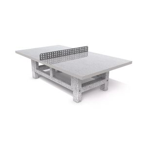 traditional ping pong table / outdoor / for public spaces / for playgrounds