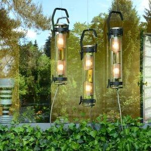 portable lamp / contemporary / anodized aluminum / PMMA
