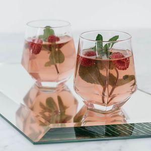 wine glass / crystal