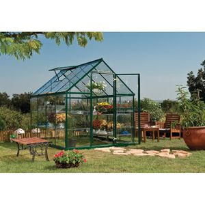 domestic use greenhouse / botanical / commercial production / gardening