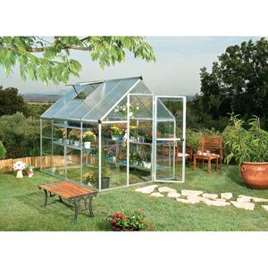 domestic use greenhouse / gardening / commercial production / ornamentals production