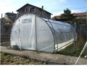 domestic use greenhouse