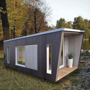 prefab house / modular / trailerable / container