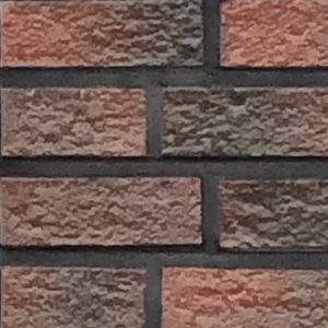 glazed brick