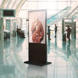 multimedia interactive kiosk