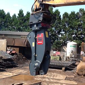 cutting demolition grapple