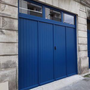 swing garage doors