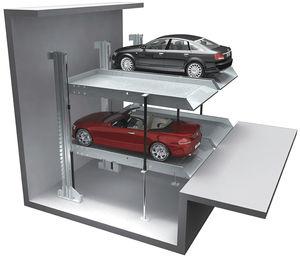 electric parking platform