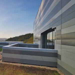 steel facade system