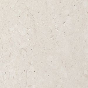 limestone stone slab / polished / brushed / bush hammered