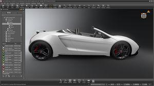 rendering software