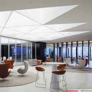 luminous stretch ceiling