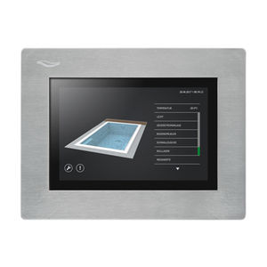 multi-function pool control panel