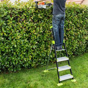contemporary step ladder
