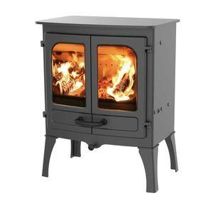 charcoal heating stove