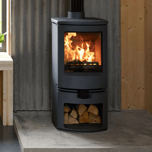 0 - 5 kW heating stove