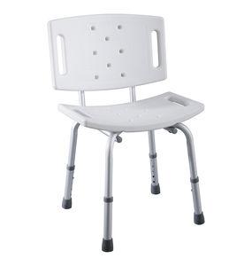 plastic shower stool