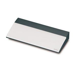 wall-mounted emergency light / rectangular / LED / polycarbonate
