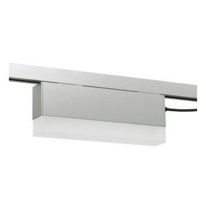 ceiling emergency light / rectangular / LED / polycarbonate
