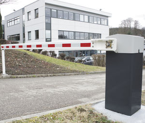 access control barrier