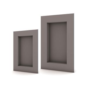 polystyrene construction panel / for partition walls / bathroom / easy to install