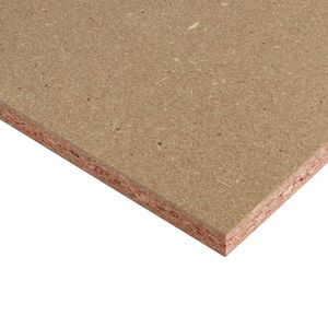 particle board construction panel