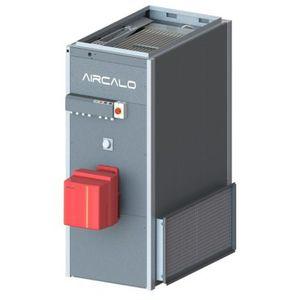 gas hot air generator / fuel oil / industrial