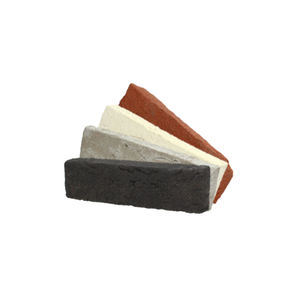 partition brick / for walls / for partition walls / red