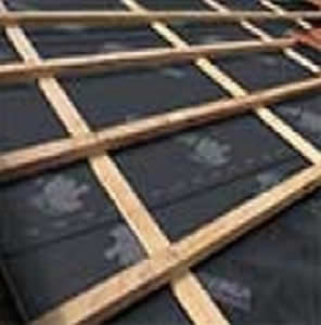 HPV roofing barrier