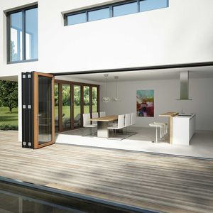 bi-folding patio door