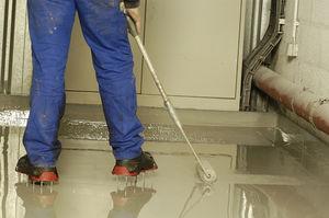 floor liquid waterproofing