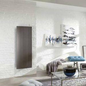 electric radiator / aluminum / contemporary / rectangular