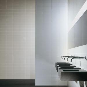 indoor tile / wall / ceramic / 15x30 cm
