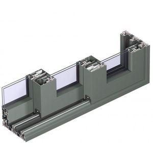 aluminum sliding system