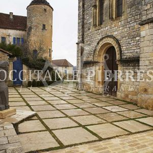 stone paving / anti-slip / pedestrian / textured