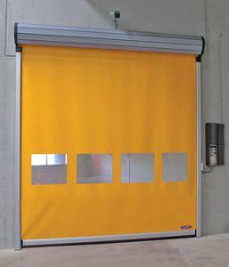 roll-up industrial doors