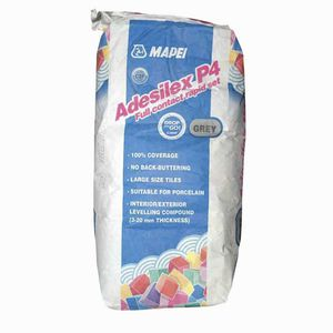 fixing mortar / for tiles / quick-set / adhesive