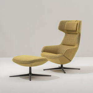 contemporary footrest
