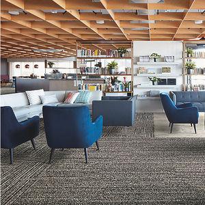 carpet tile / tufted / cut pile / shag