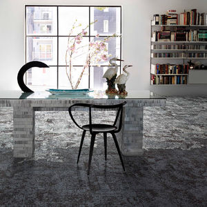 carpet tile / tufted / loop pile / structured