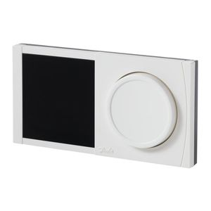 wall-mounted heating controller / remote