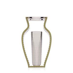 Art Deco vase / crystal / PMMA / by Eugeni Quitllet
