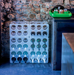 polypropylene bottle rack