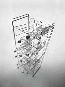 bottle display rack / steel