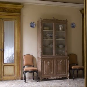 classical style china cabinet