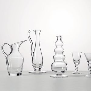 glass carafe / commercial / for domestic use